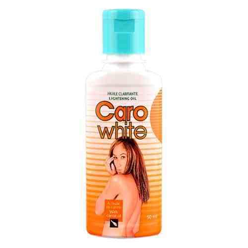 Caro White Lightening Oil 50ml-Afro Glamour Cosmetics