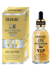 24K Gold Face Serum Gold 50ml