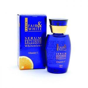 Fair & White Brightening Serum Exclusive Vitamine C