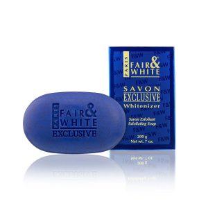 Fair & White Exfoliating Soap Exclusive