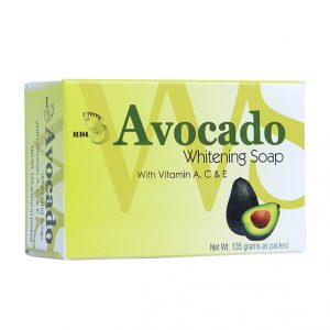 RDL Avocado Whitening Soap