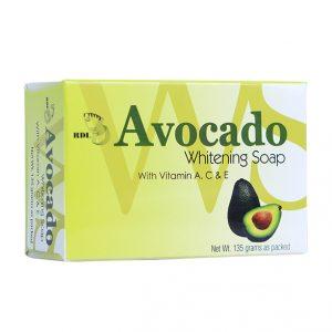 RDL Avocado Whitening Soap