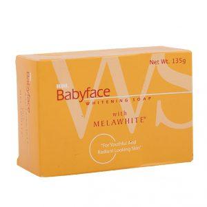 RDL Babyface Melawhite Whitening Soap