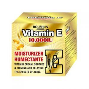 Roushun - Vitamin E 10,000 Iu Moisturizer Humectante
