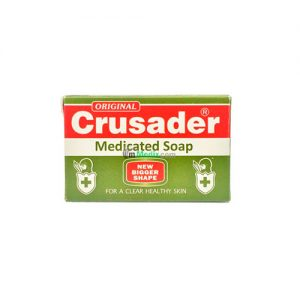 Crusader Safety Soap 2.85 oz. / 80 g