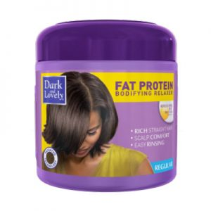 Dark and Lovely Fat Protein Relaxer Regular