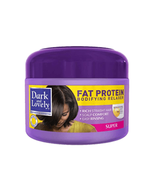 Dark and Lovely Fat Protein Relaxer Super