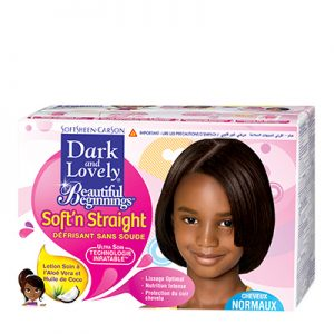 Dark and Lovely Soft'n Straight Relaxer Kit Normal