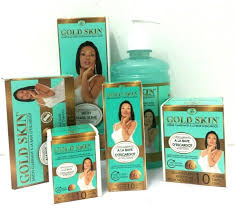 Gold Skin Clarifying Beauty Set With Snail Slime