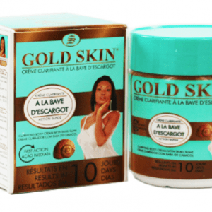 Gold Skin Clarifying Body Cream With Snail Slime