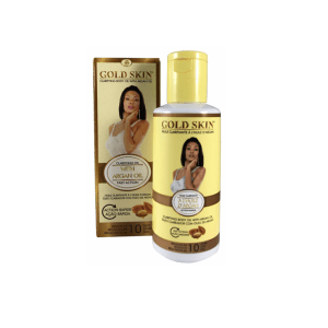 Goldskin Clarifying Body Oil With Argan Oil