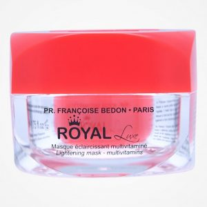 Pr. Francoise Bedon Royal Luxe Mask