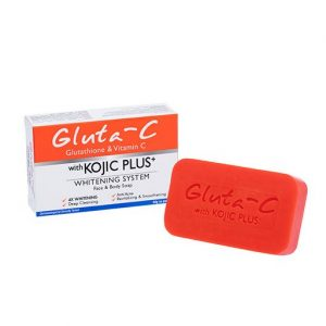 Gluta-C Face & Body Soap with Kojic Plus+ Whitening