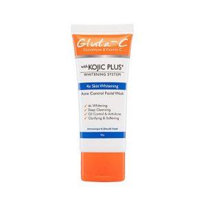 Gluta-C Facial Wash with Kojic Plus+