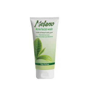 Melano Acne facial wash