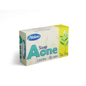 Melano acne soap