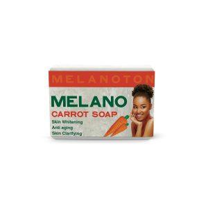 Melano Carrot soap