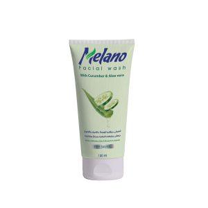 Melano Facial Wash With Cucumber & Aloe vera
