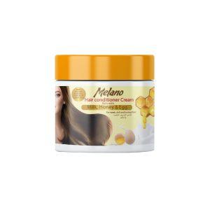 Melano Hair Conditioner Cream Rich with Milk, Egg & Honey
