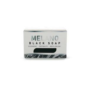 Melano black soap