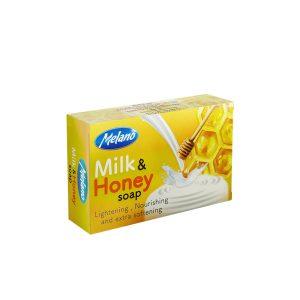 Melano milk & honey soap
