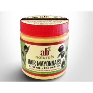Ab Naturals Hair Mayonnaise Olive Oil + Egg Protein