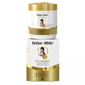 Active White Anti Age Clarifying Body Cream With Collagen