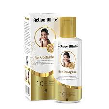 Active White Anti Age Clarifying Body Oil With Collagen