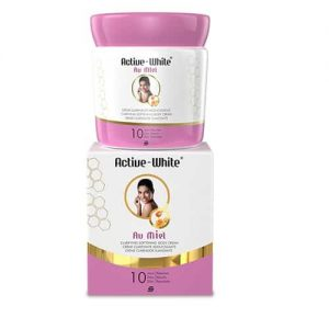 Active White Clarifying Softening Body Cream With Honey