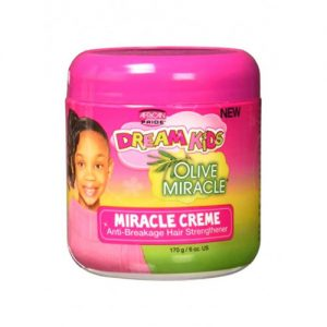 African Pride Dream Kids Olive Miracle Hair Creme