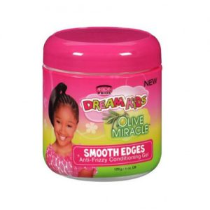 African Pride Dream Kids Olive Miracle Smooth Edges Hair Gel