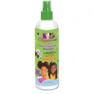 Africa's Best Kids Organics 2-In-1 Organic Conditioning Detangler