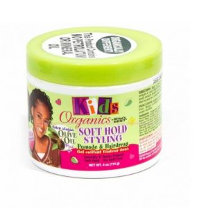 Africa's Best Kids Organics Soft Hold Styling Pomade & Hairdress