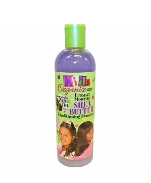 Africa's Best Kids Organics Ultimate Moisture Shea Butter Conditioning Shampoo