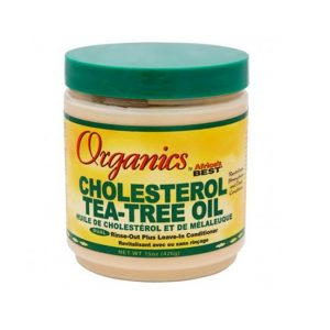 Africa's Best Organics Cholesterol Tea Tree Oil