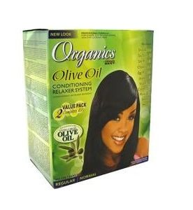 Africa's Best Organics Olive Oil Conditioning Relaxer