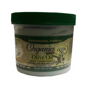 Africa's Best Organics Olive Oil Deep Conditioner