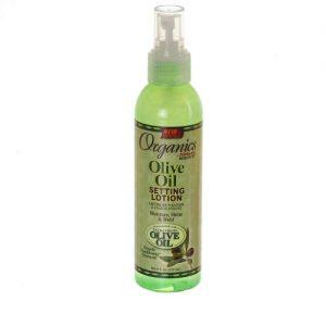 Africa's Best Organics Olive Oil Setting Lotion, 6oz