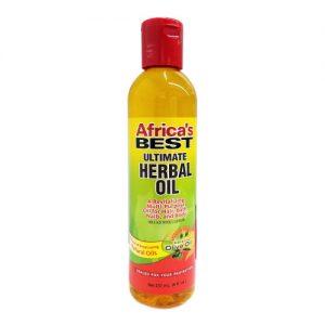 Africa's Best Ultimate Herbal Oil, 8oz (237ml)