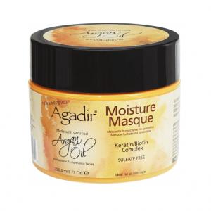 Agadir Argan Oil Moisture Masque , 8oz (236.6ml)