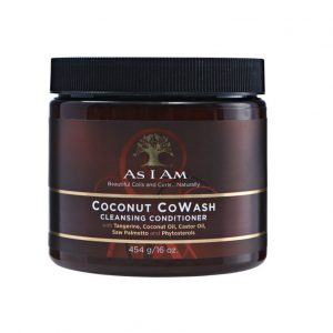 As I Am Coconut Co-Wash, Cleansing Conditioner, 16oz (454g)