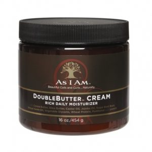 As I Am Double Butter Cream Rich Daily Moisturizer
