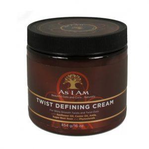 As I Am Twist Defining Cream, 16oz (454g)