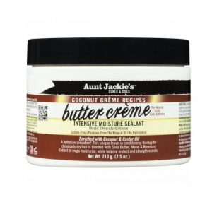 Aunt Jackie's Curls & Coils Coconut Creme Recipes Butter Creme Intensive Moisture Sealant