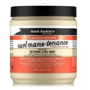Aunt Jackie's Curls & Coils Curl Mane Tenance, Defining Curl Whip, 15oz (426g)