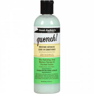 Aunt Jackie's Curls & Coils Quench, Moisture Intensive Leave-In Conditioner