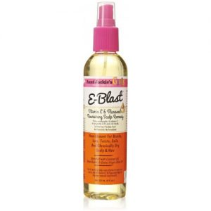 Aunt Jackie's Girls E-Blast, Vitamin E & Flaxseed Nourishing Scalp Remedy, 8oz (237)