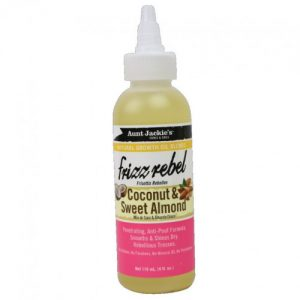 Aunt Jackie's Natural Growth Oil Frizz Rebel