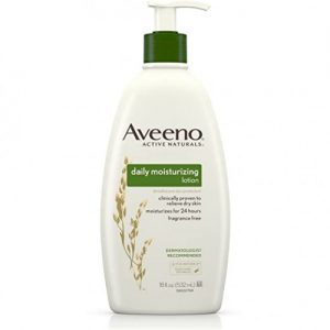 Aveeno Daily Moisturizing Lotion 18oz