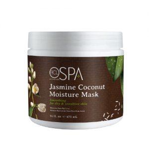 BCL SPA Jasmine Coconut Moisture Mask, 16oz